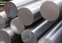 Steel hot-rolled round bar