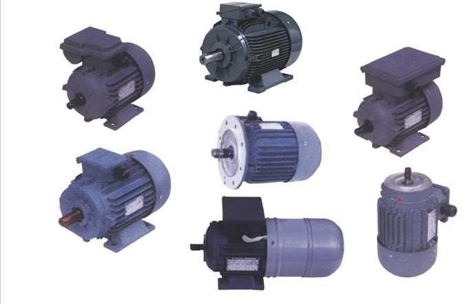 Üç fazlı elektrik mühərrikləri Gamak AGM, AGM2E