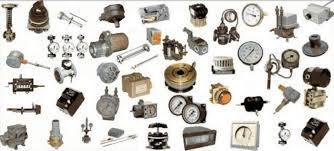 Кип, манометры, термометры