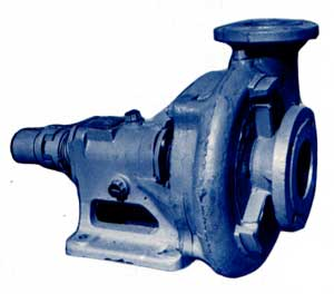 Cantilever pumps of the type To K
