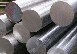 Steel hot-rolled round bar